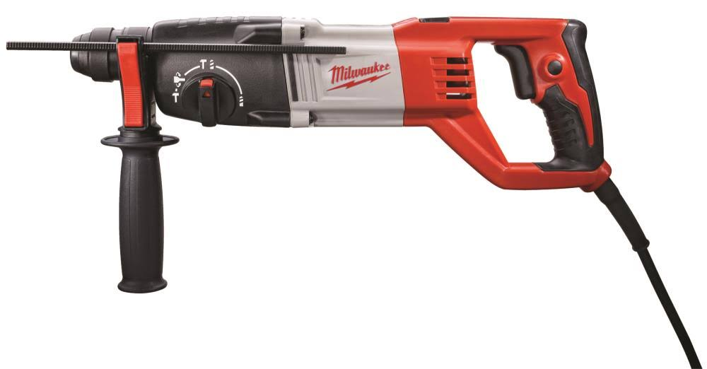 Milwaukee 5262-21 SDS Plus D-Handle Rotary Hammer - 7/8""