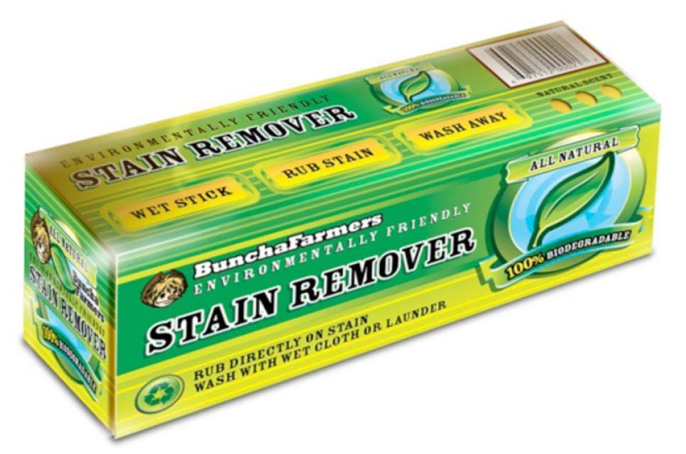 Buncha Farmers All Natural 100% Biodegradable Stain Remover - 60g