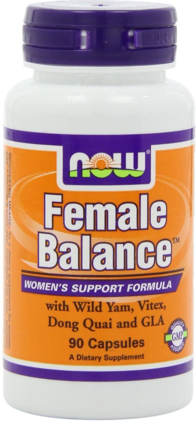 Now Foods Female Balance 90
