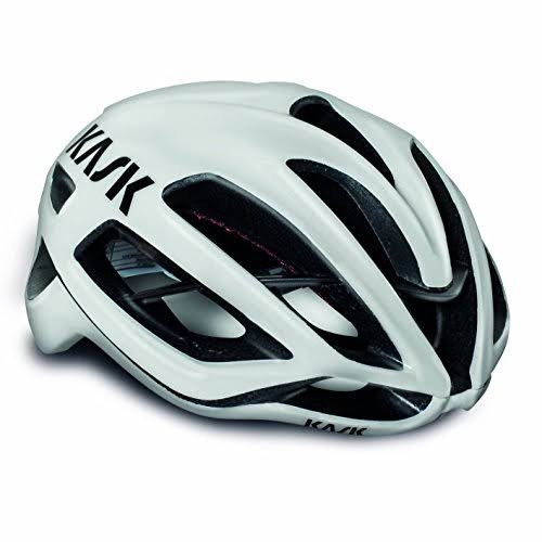 Kask Protone Road Bike Helmet - White, Large