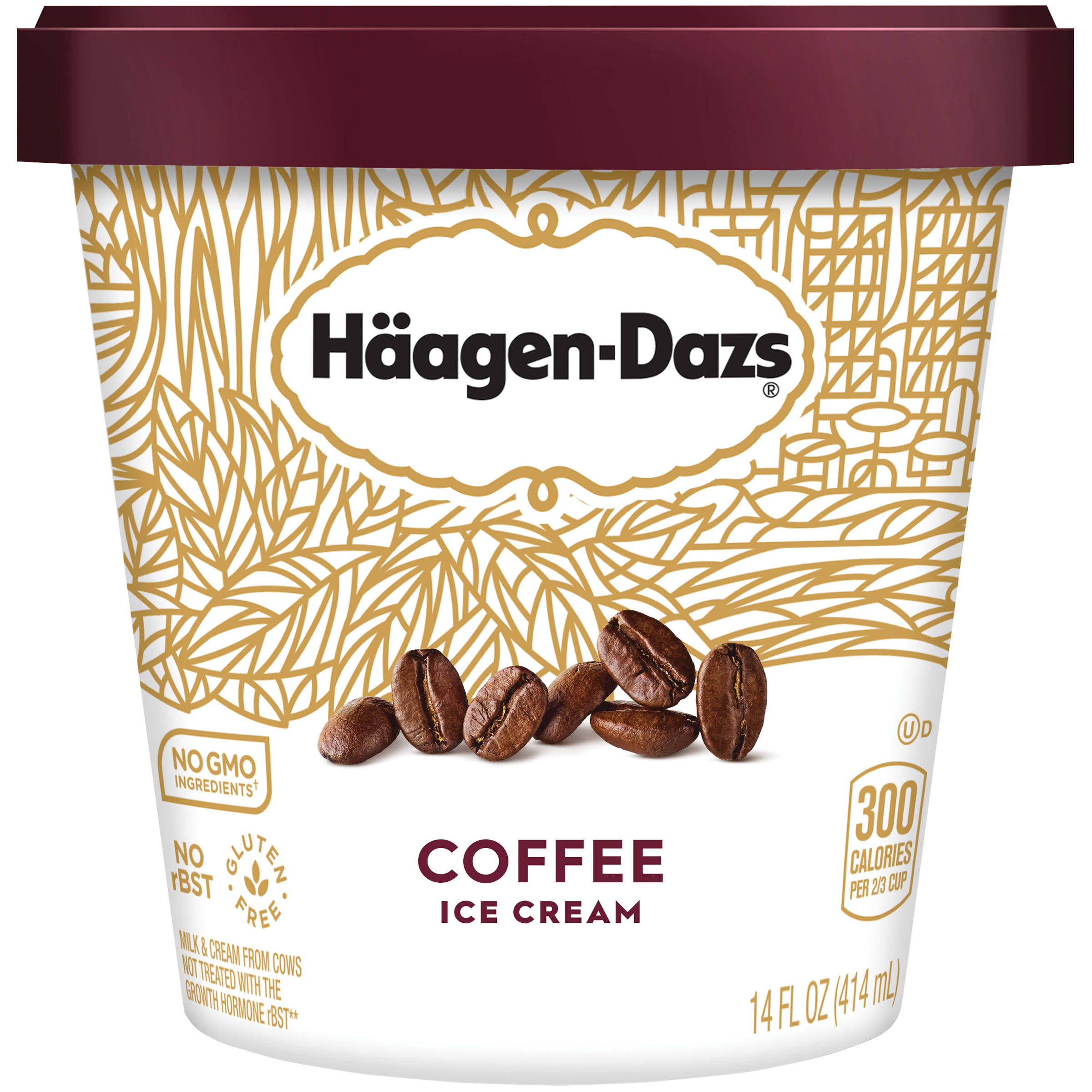Häagen-Dazs Ice Cream - Coffee