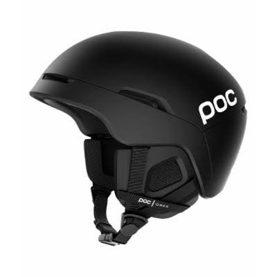 Poc Obex Spin Ski Snow Helmet - Black, Medium/Large