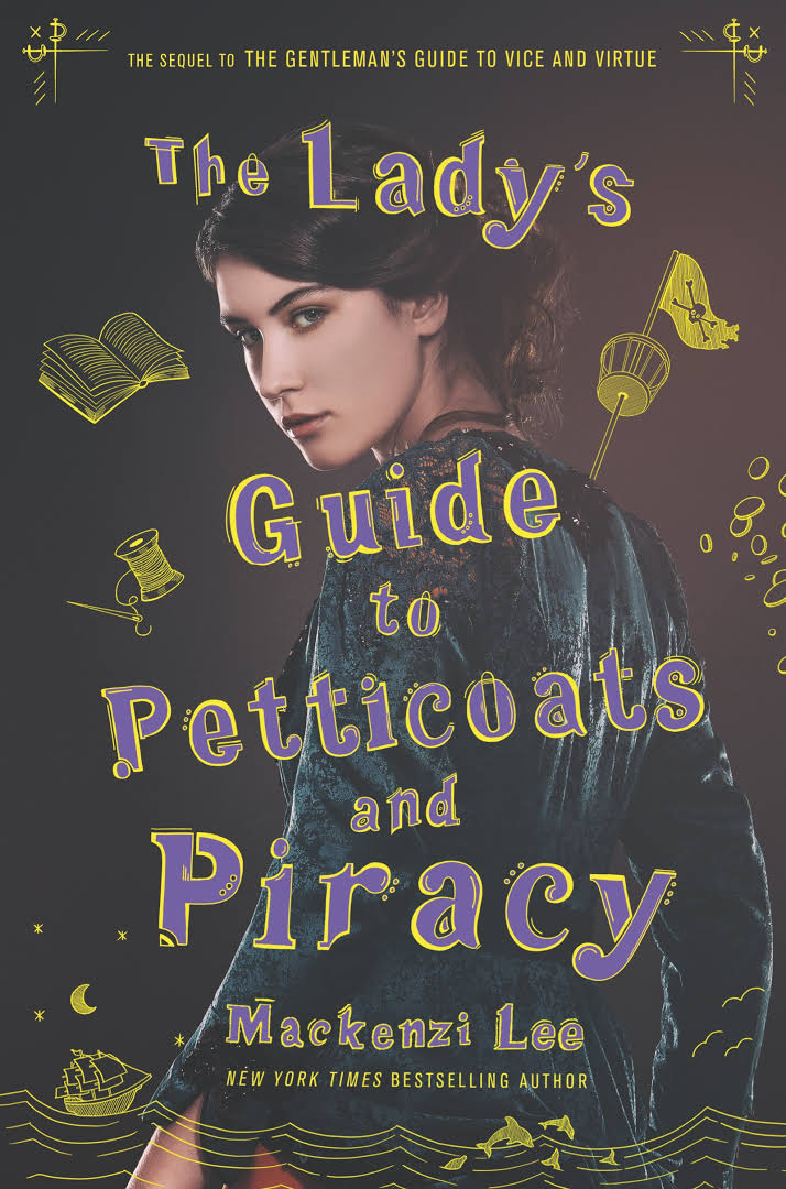 Resultado de imagen para the lady's guide to petticoats and piracy