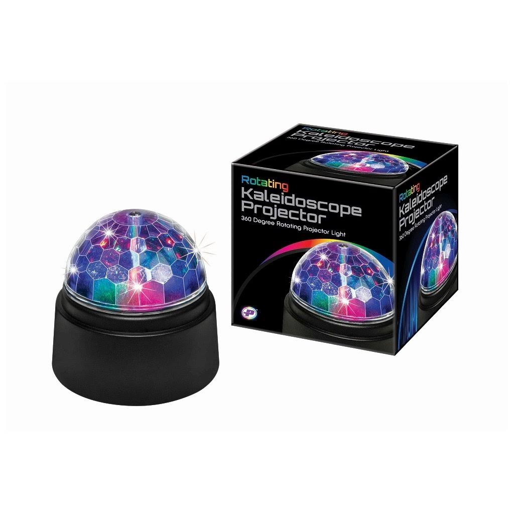 PMT Holdings Rotating LED Kaleidoscope Projector