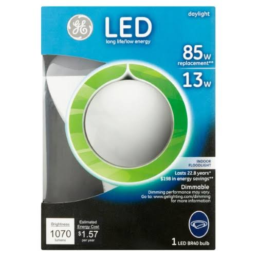 Ge Lighting Daylight Led Light Bulb - 13W
