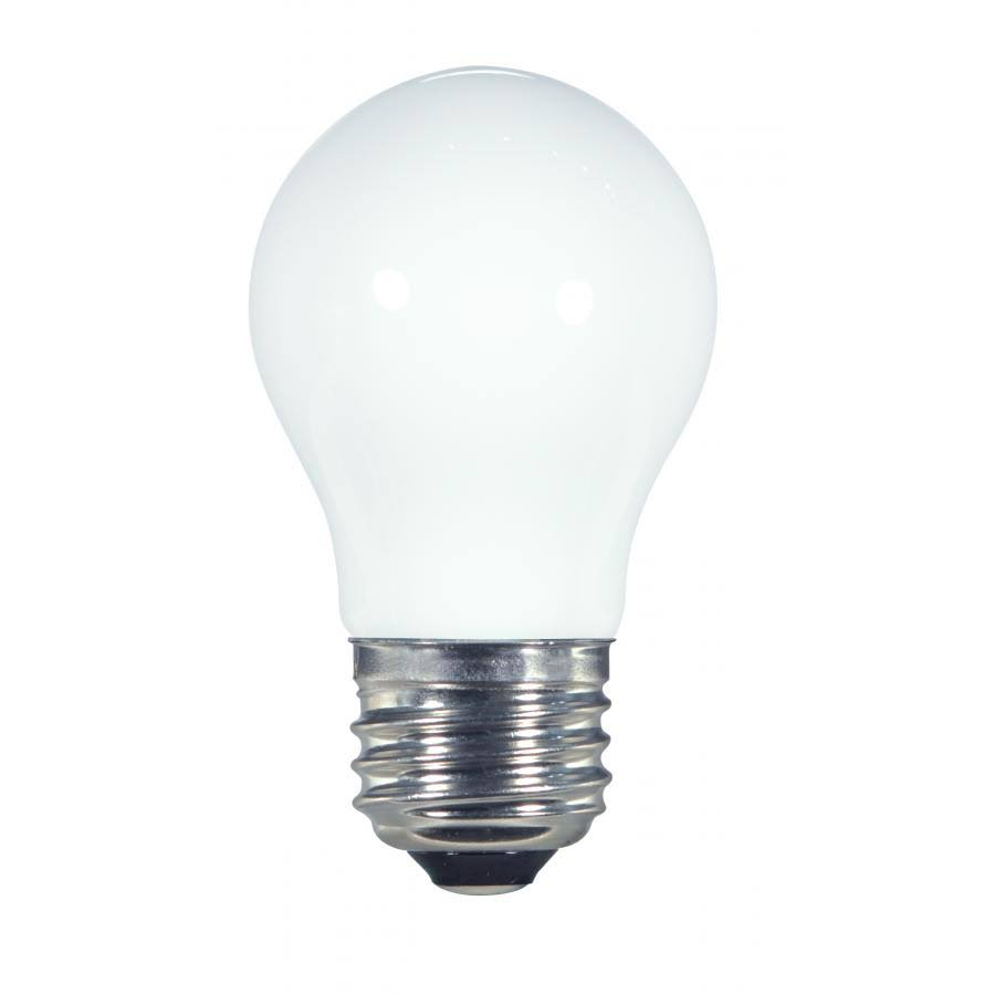 Satco Led Light Bulb - A15, 1.4W, 45 Lumens