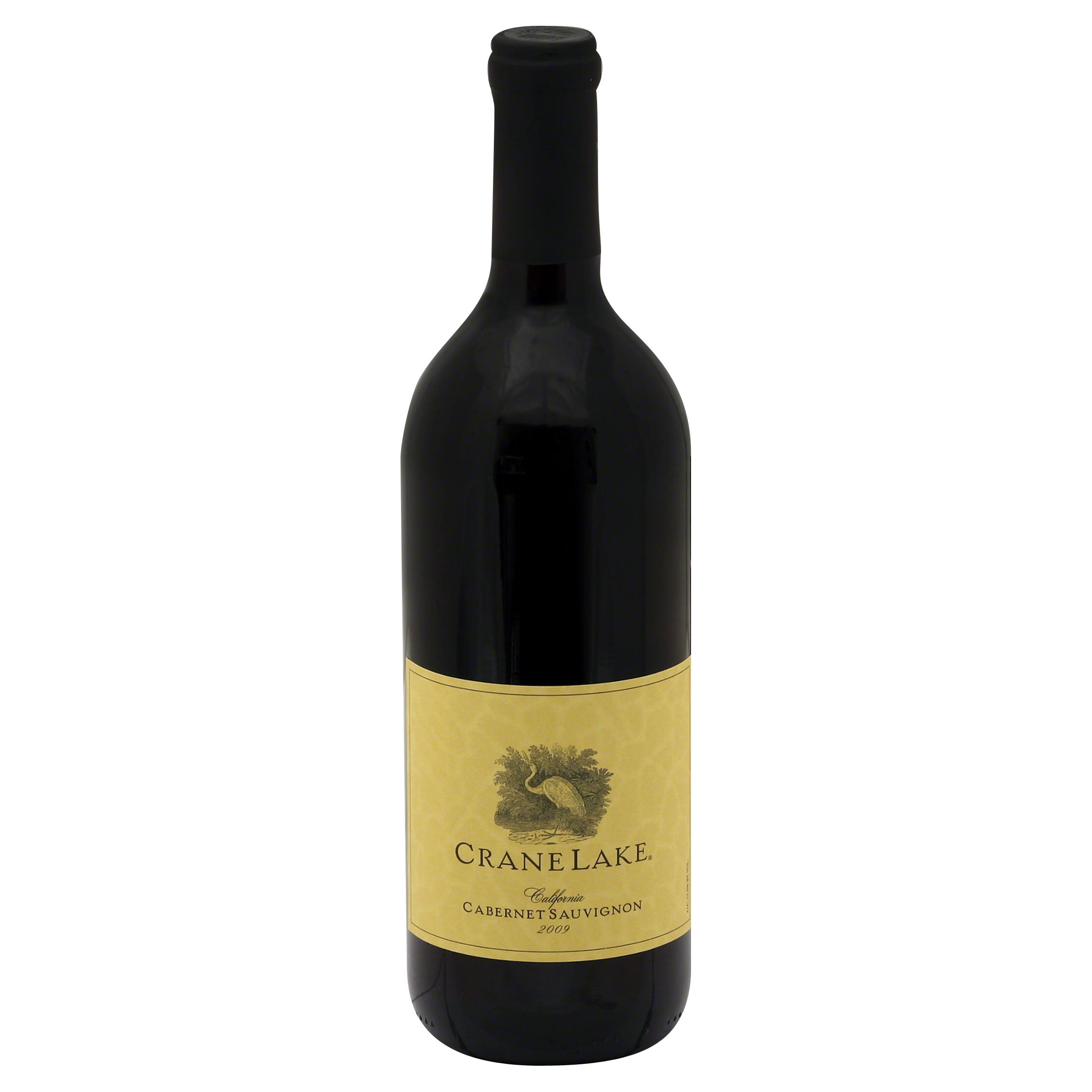 Crane Lake Cabernet Sauvignon, California, 2009 - 750 ml