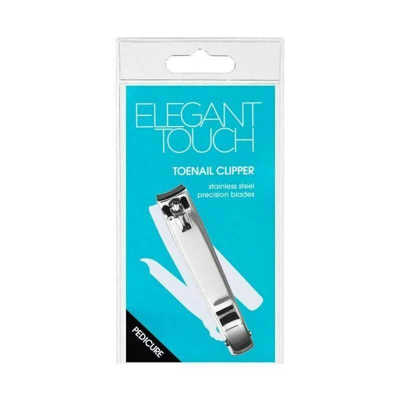 Elegant Touch Large Toe Nail Clippers Cutters