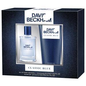 David Beckham Classic Blue for Men Eau De Toilette Spray