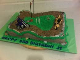 Cake Decoration Ideas For A Man by Motocross Birthday Cakes For A Young Man Who Loves Motocross