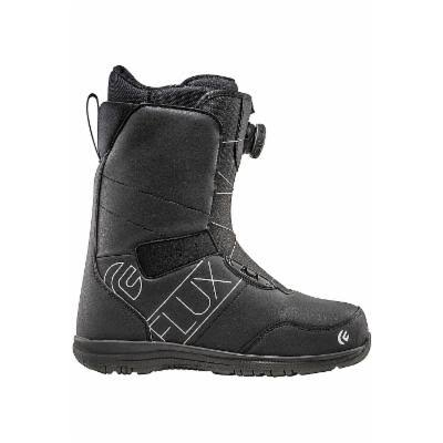 Flux PX-BOA Snowboard Boot (Black/Silver, 11) - Men's 2020