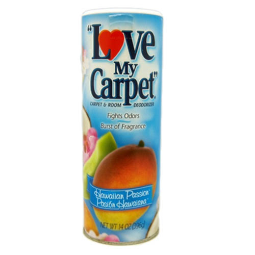 Love My Carpet Carpet Deodorizer - Hawaiian Passion, 32oz