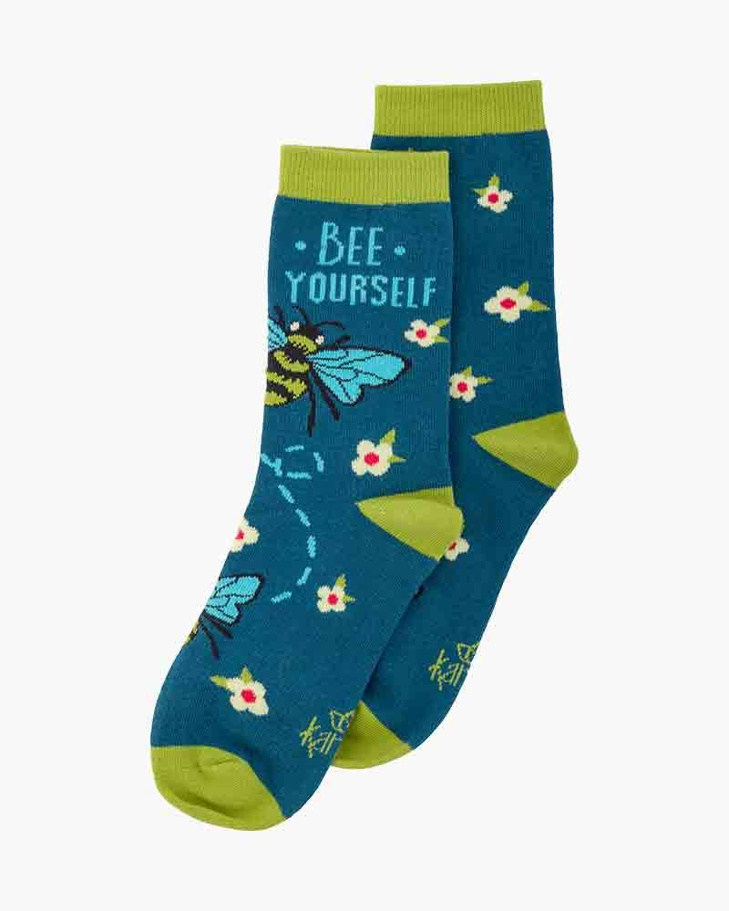 Karma Gifts Socks, Bee