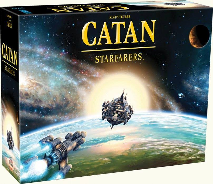 Catan Starfarers 2nd Edition Standalone Board Game