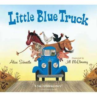 Little Blue Truck [Book]