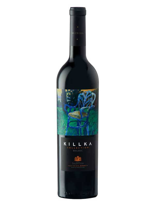 Salentein Killka Malbec, South America (Vintage Varies) - 750 ml bottle