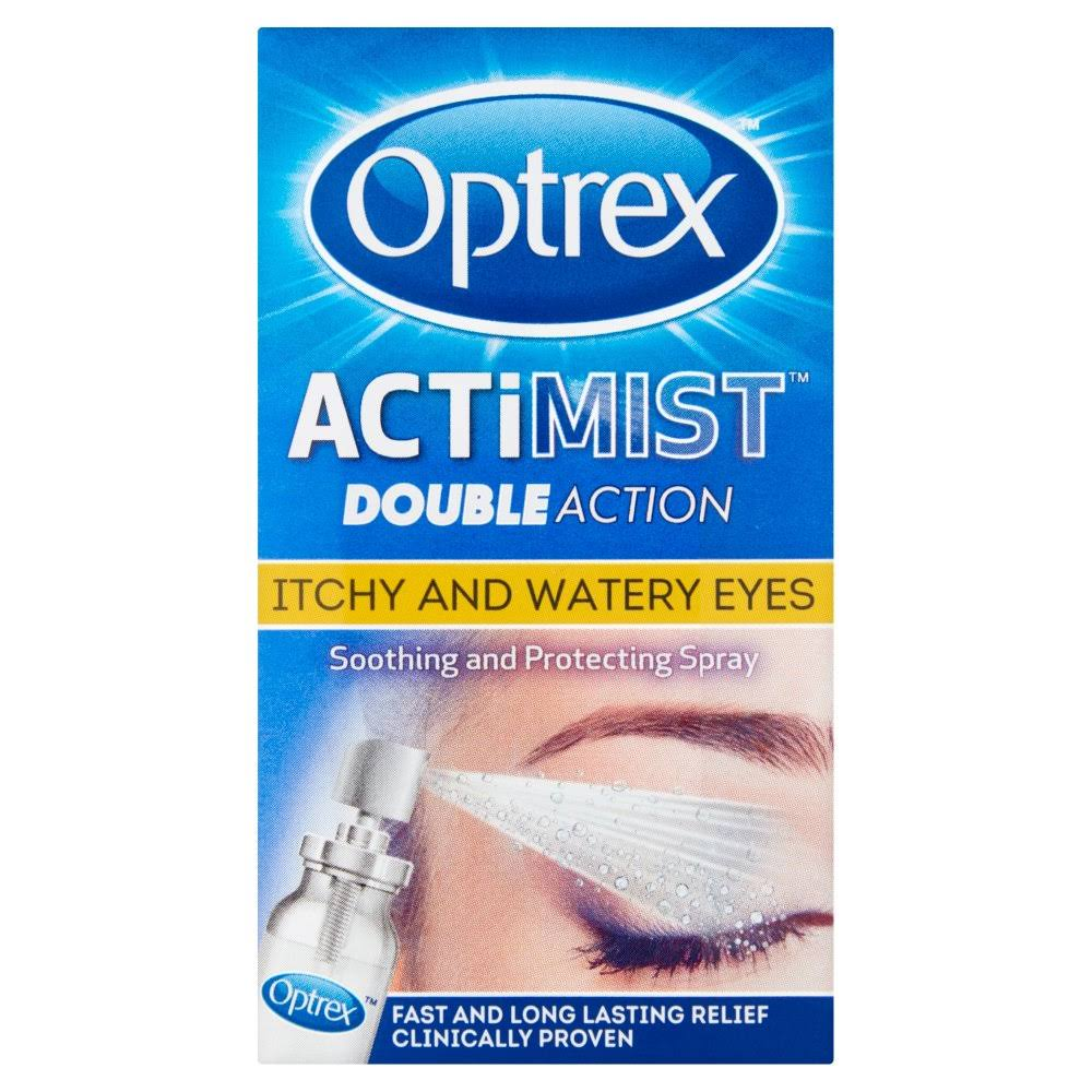 Optrex Actimist Soothing and Protecting Spray - 10ml