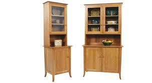 Crate And Barrel Monaco Bar Cabinet by Furniture Espresso Wood Buffet Hutch With Glass Shelf For Home