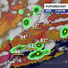 Severe thunderstorm watch issued for parts of CT