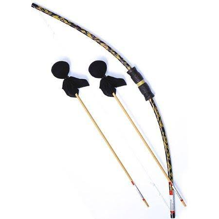 Two Bros Bows Python Bow & Arrows Set with Bulls Eye