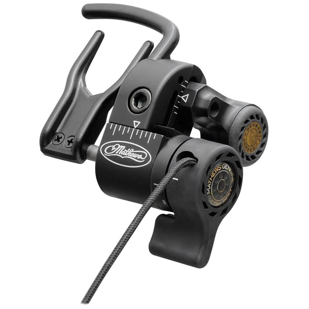 Mathews Rh-80260 Ultra Arrow Rest - Black