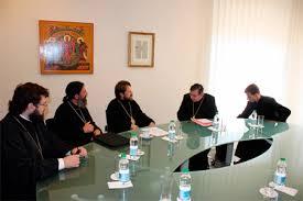 Председатель ОВЦС провел рабочую встречу с главой Папского совета по содействию христианскому единству