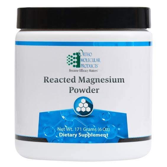 Ortho Molecular Reacted Magnesium Powder