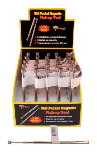 Diamond Visions Magnetic Pick-Up Tool - 3lb, x25