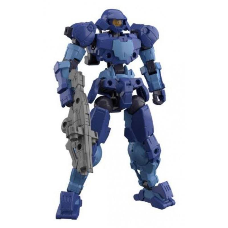 Bandai 30 Minute Missions Portanova Blue Model Kit - Scale 1:144