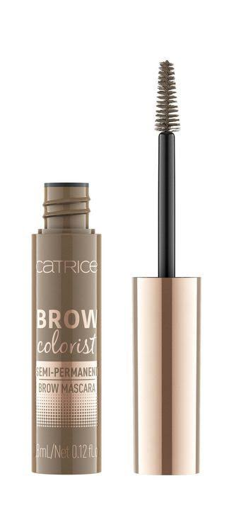 Catrice Brow Colorist Semi Permanent Brow Mascara - 015 Soft Brunette, 3.8ml