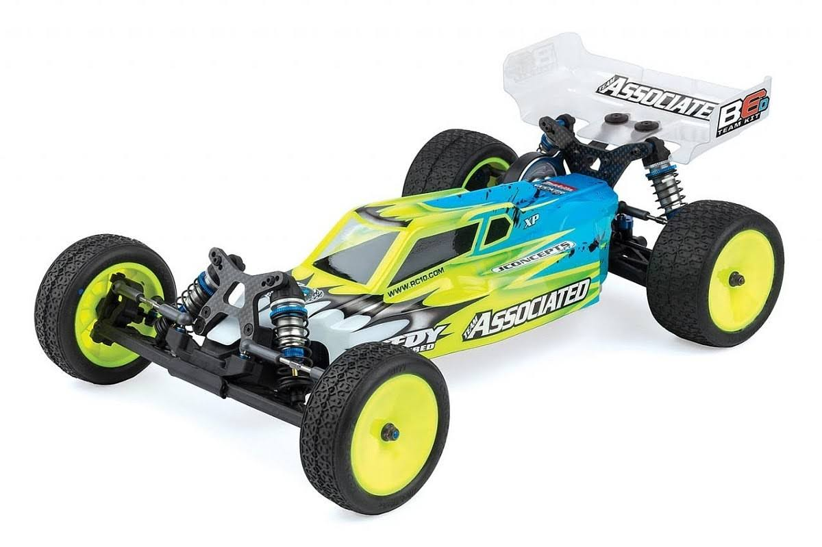 Team Associated 90012 Electric RC Off Road Buggy - 1/10 Scale
