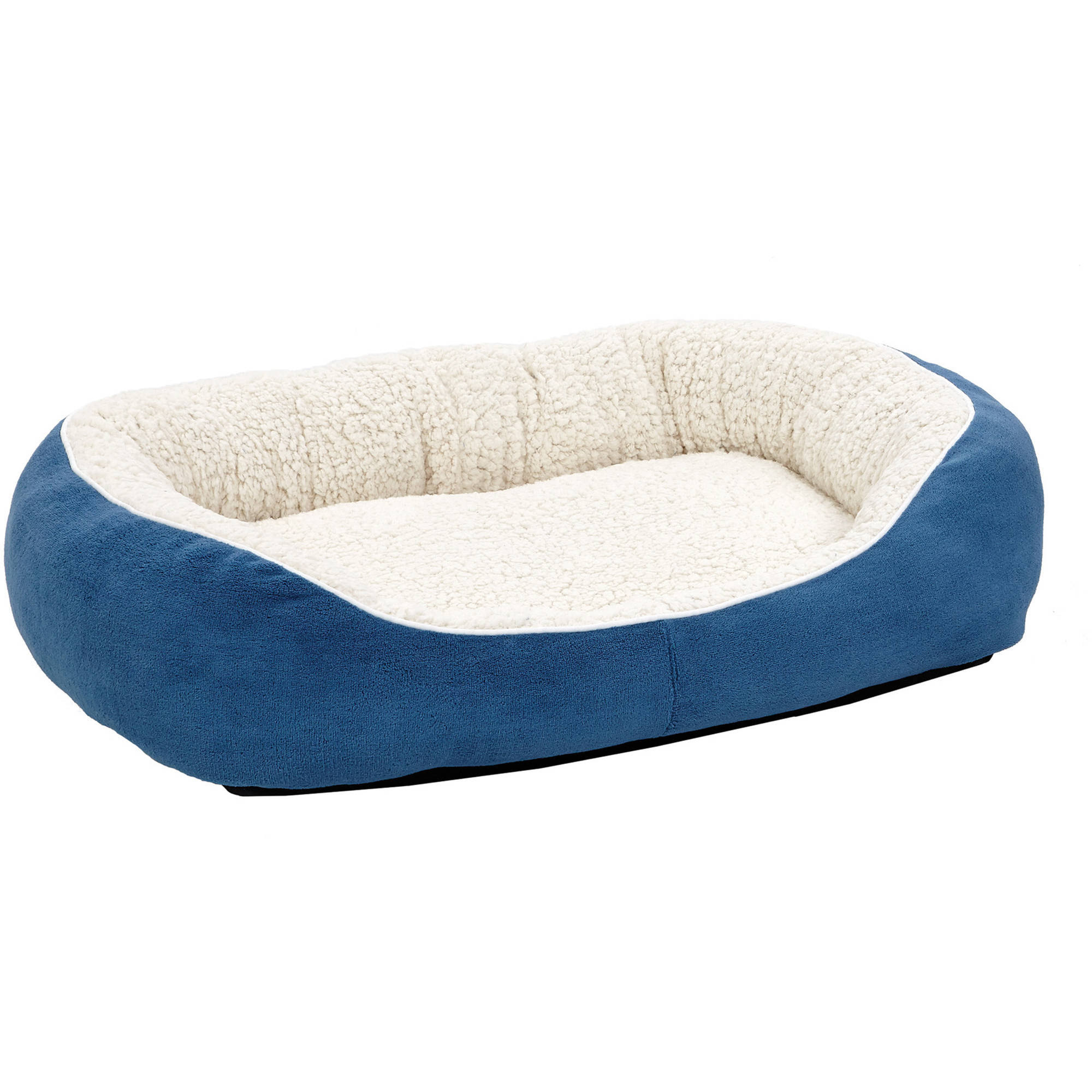 Midwest Homes for Pets Cuddle Bed - Blue, Medium