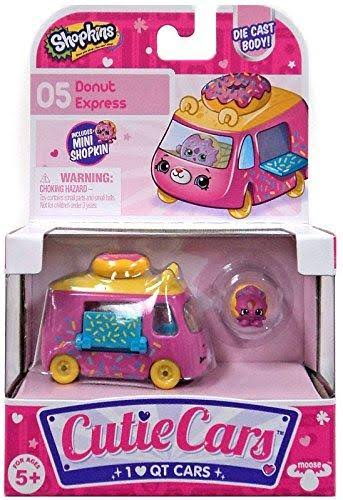 Shopkins Series 1 Cutie Car - Donut Express
