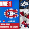 Re-live Golden Knights' Game 1 win over Canadiens with Kes ...