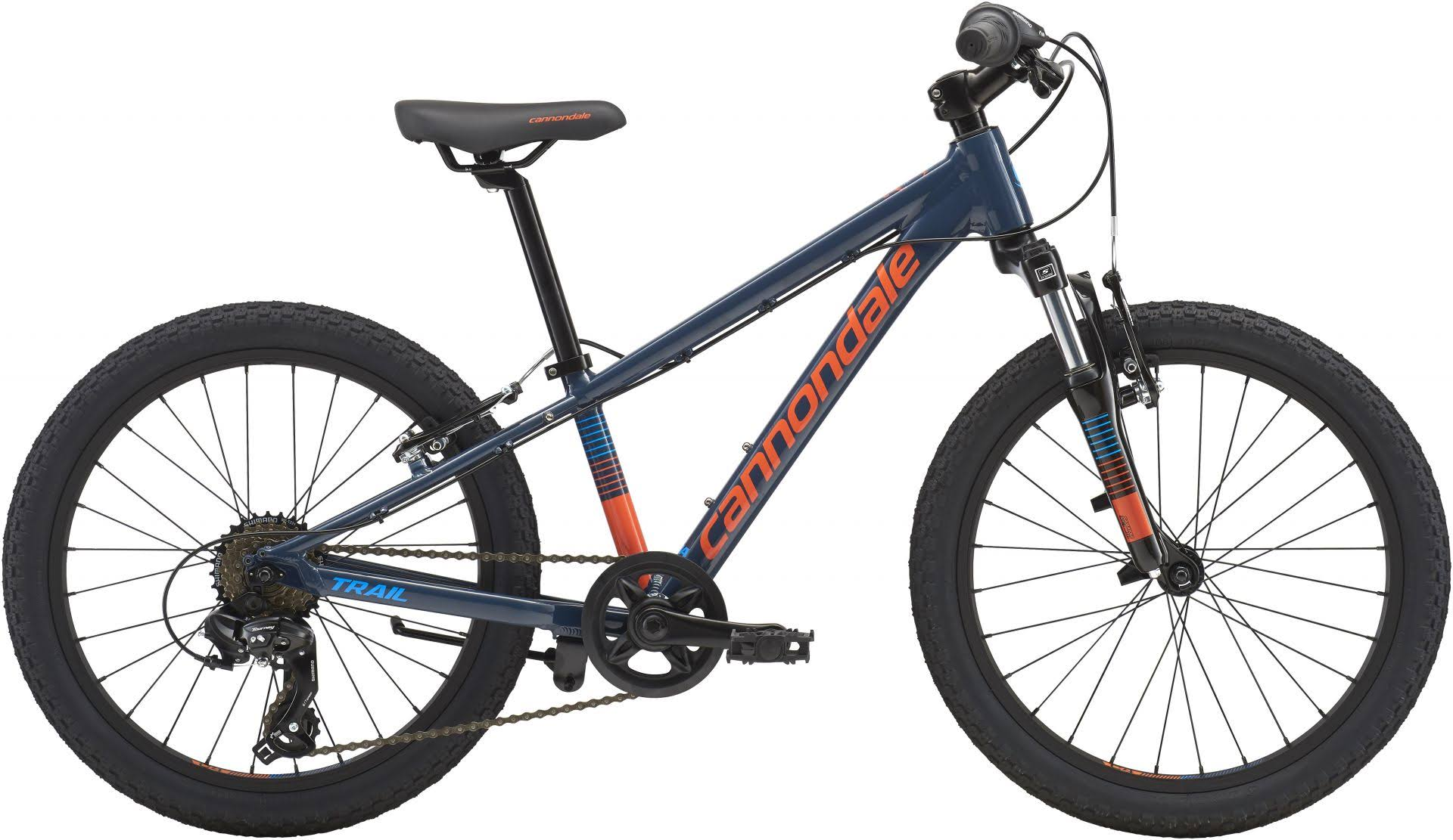 Cannondale Trail 2018 Slate Kids Bike
