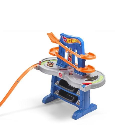 Step2 Hot Wheels Road Rally Raceway Deluxe Play Set