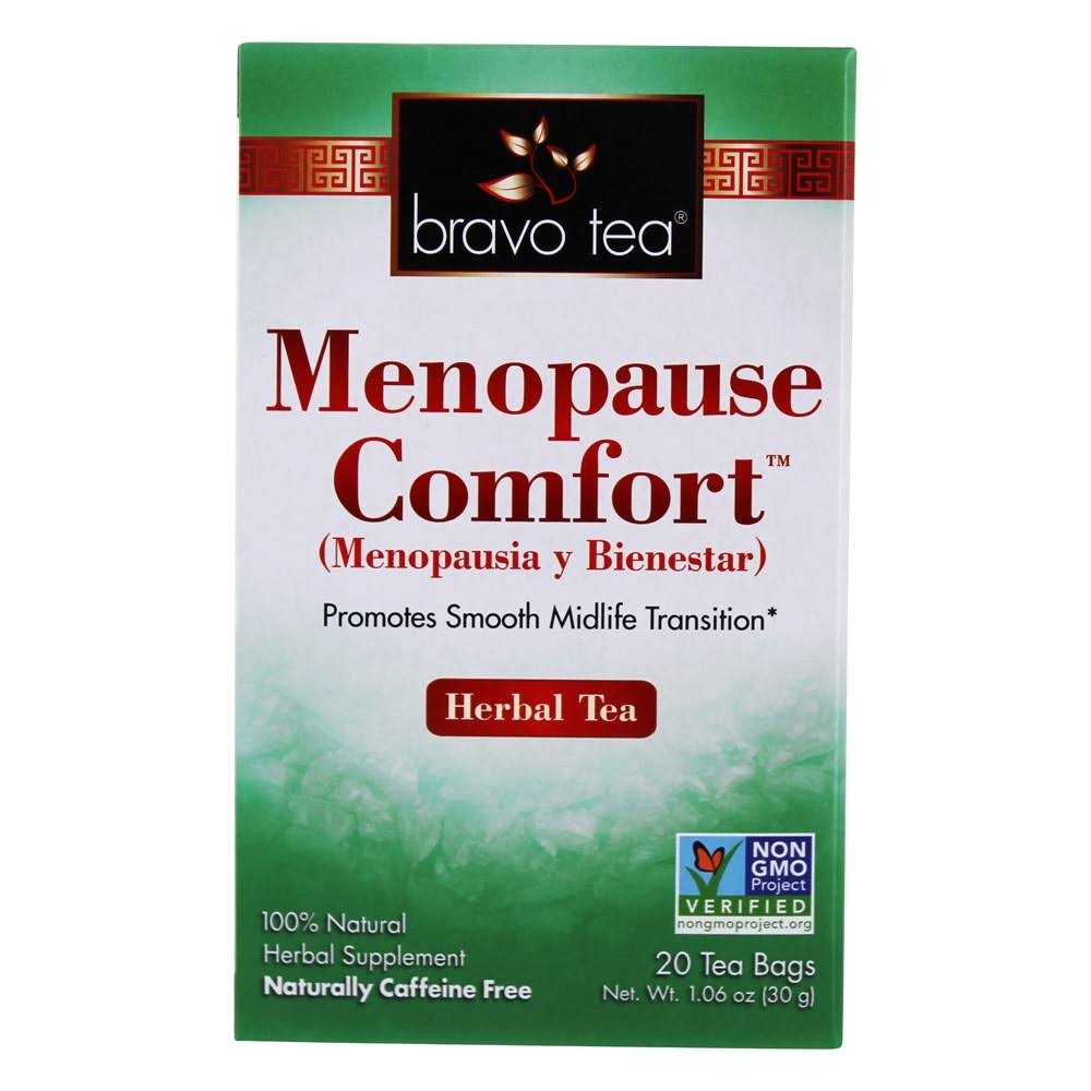 Bravo Tea Menopause Comfort Tea 20 Bag