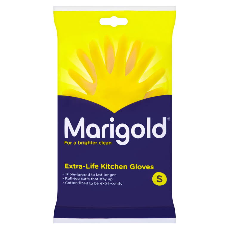 Marigold Extra-Life Kitchen Gloves - Small