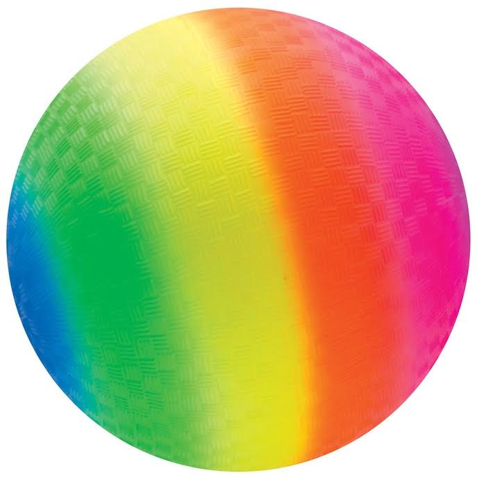 Schylling - Rainbow Ball