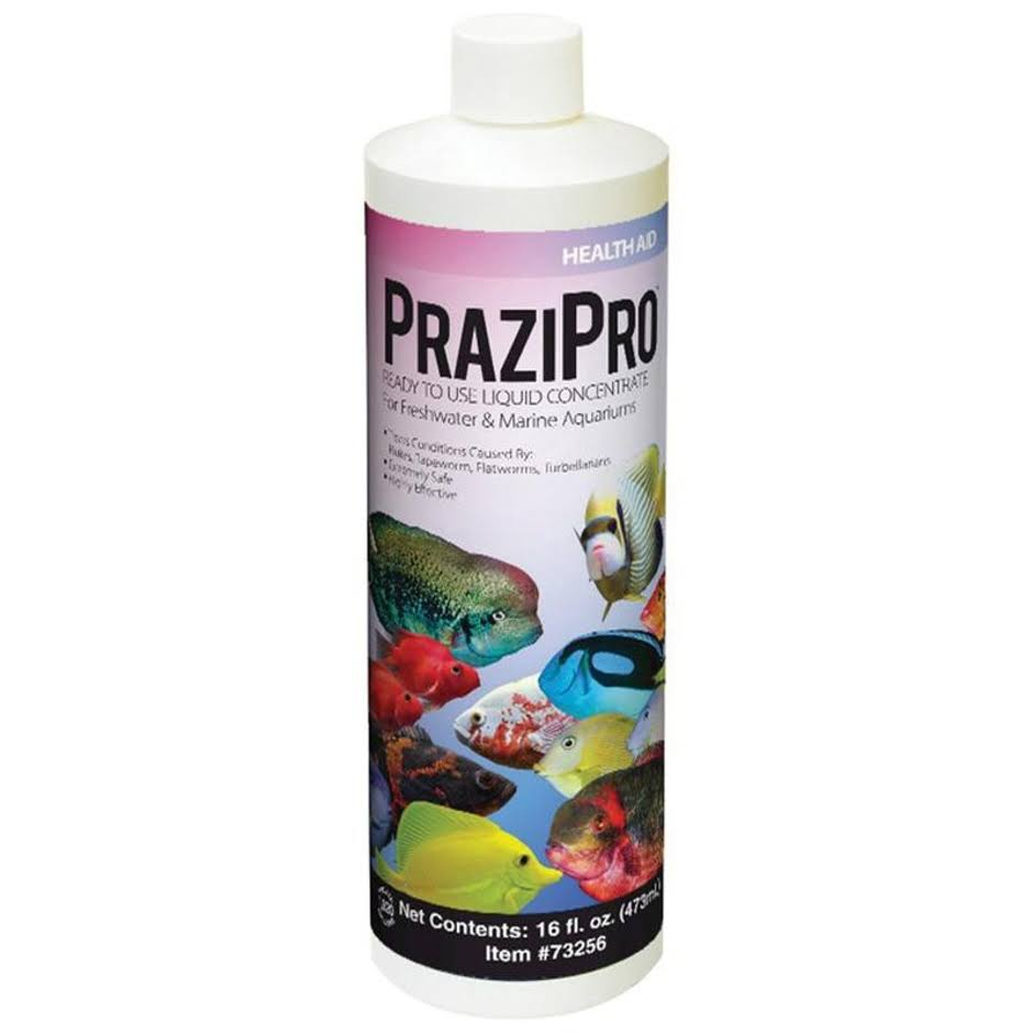 Prazipro Safest Parasite Treatment - 118ml