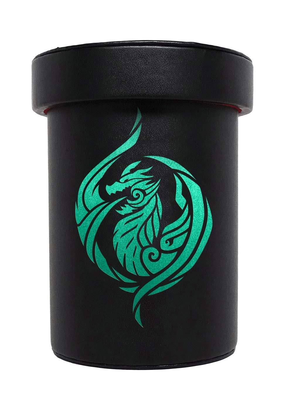 Over Sized Dice Cup - Dragon's Breath Design