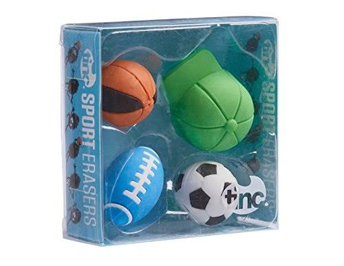 Tinc Sports Scented Eraser Collection