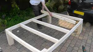 bed frames diy twin storage bed diy platform bed with storage