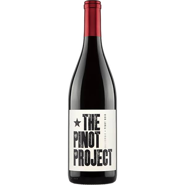 The Pinot Project Pinot Noir 2017 - 750ml