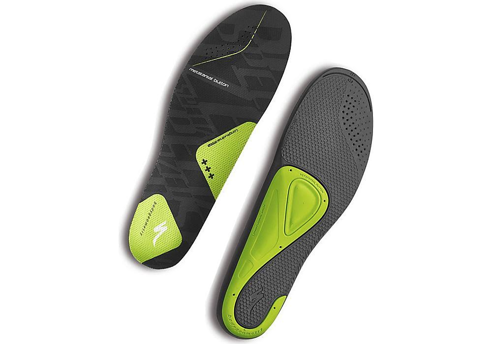 Specialized Footbed Insole - Green & Black, EU48-49