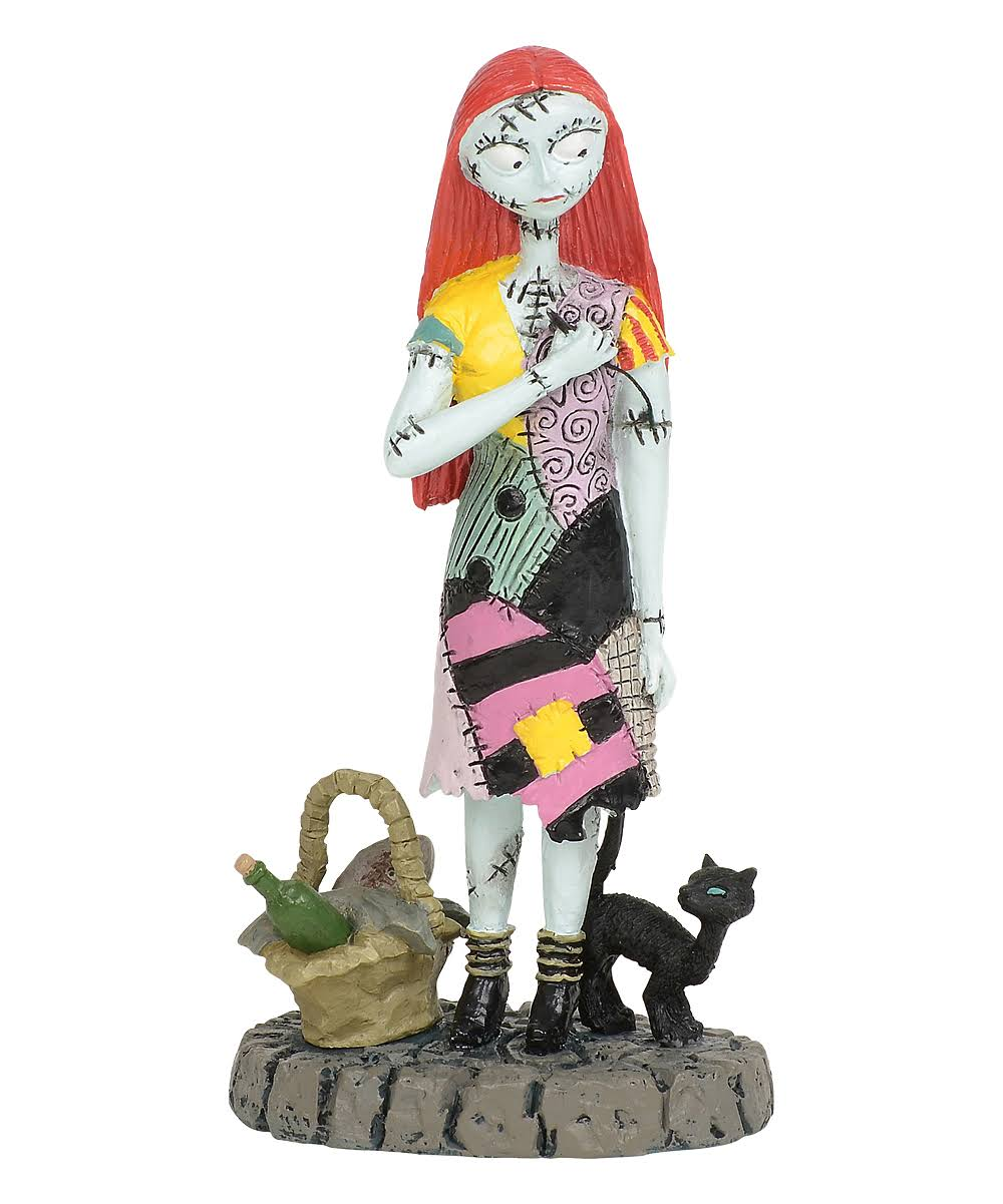Department 56 Nightmare Before Christmas Sally's Date Night