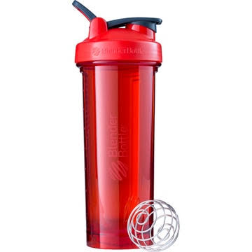 BlenderBottle Pro32 Shaker Bottle - Red, 32oz