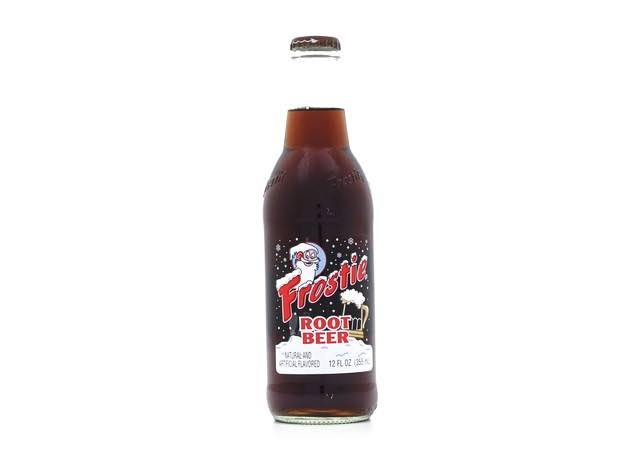 Frostie Root Beer with Cane Sugar - 12oz