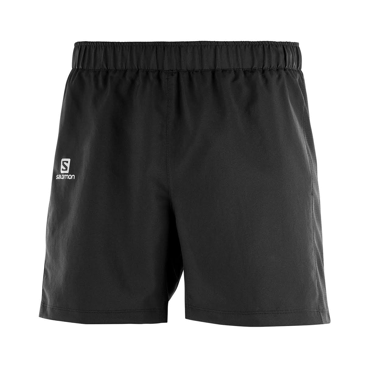 Salomon Men's Agile Running Shorts - Black, Medium, 5""
