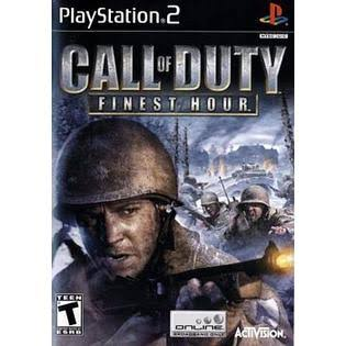 Call of Duty: Finest Hour - PlayStation 2